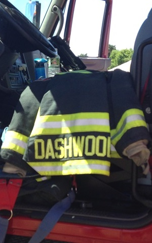 Dashwood Volunteer Fire Department Jacket